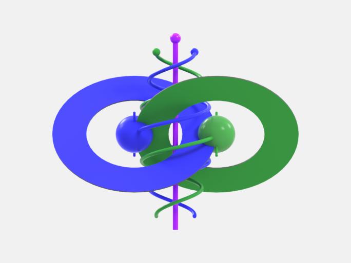 "Model for ""a quantum"" of Light"